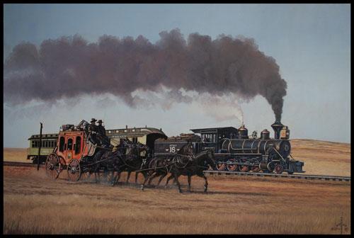 Dodge City by Patrick Karnahan