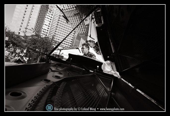 Jon Jang by Leland Wong