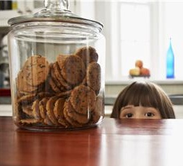 Cookie Jar & Kid Cropped