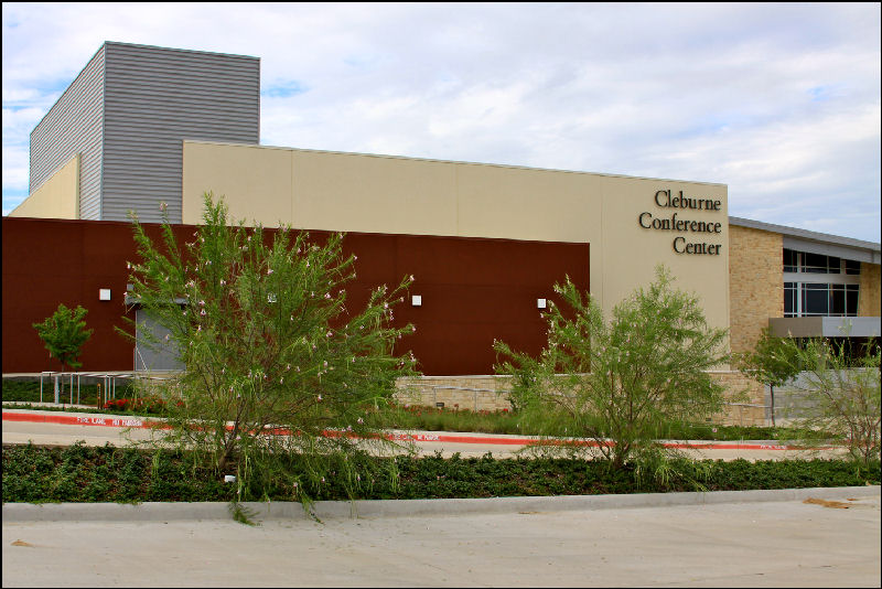 Cleburne Conference Center