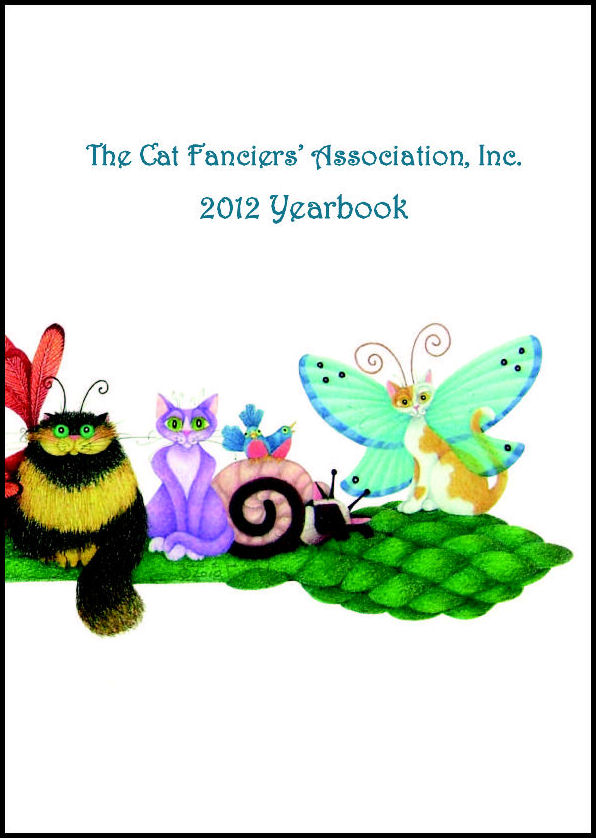 2012 Yearbook Cover