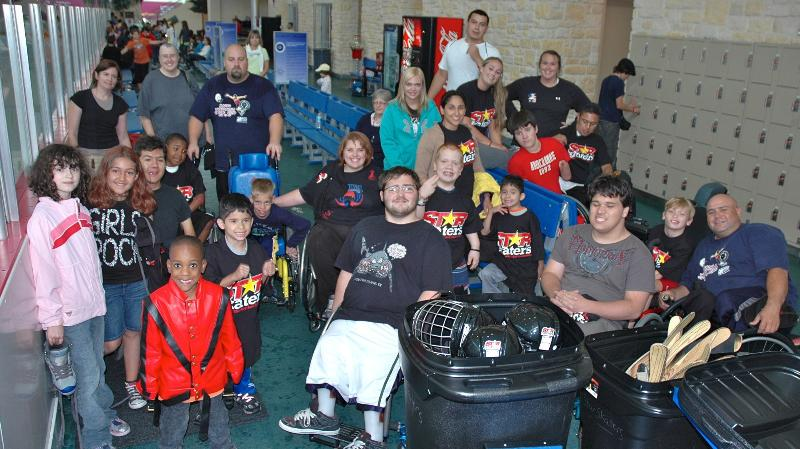 USOC Wheelchair