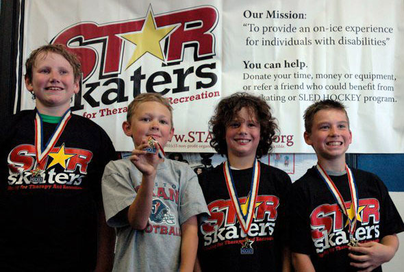 Sharks Squirt Champs