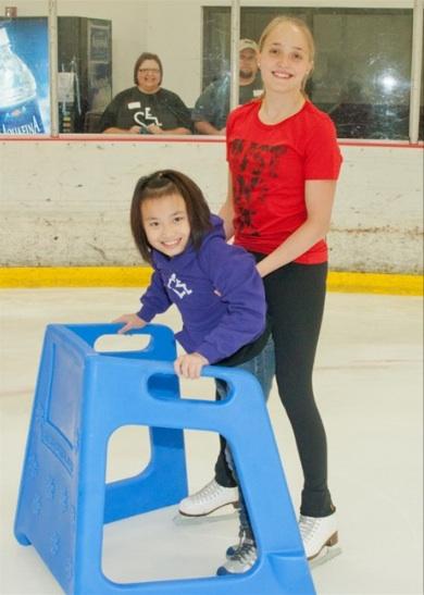 Therapeutic Skating