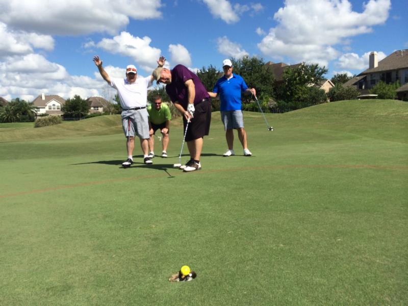 John Mitton Golf