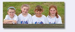 girls panorama