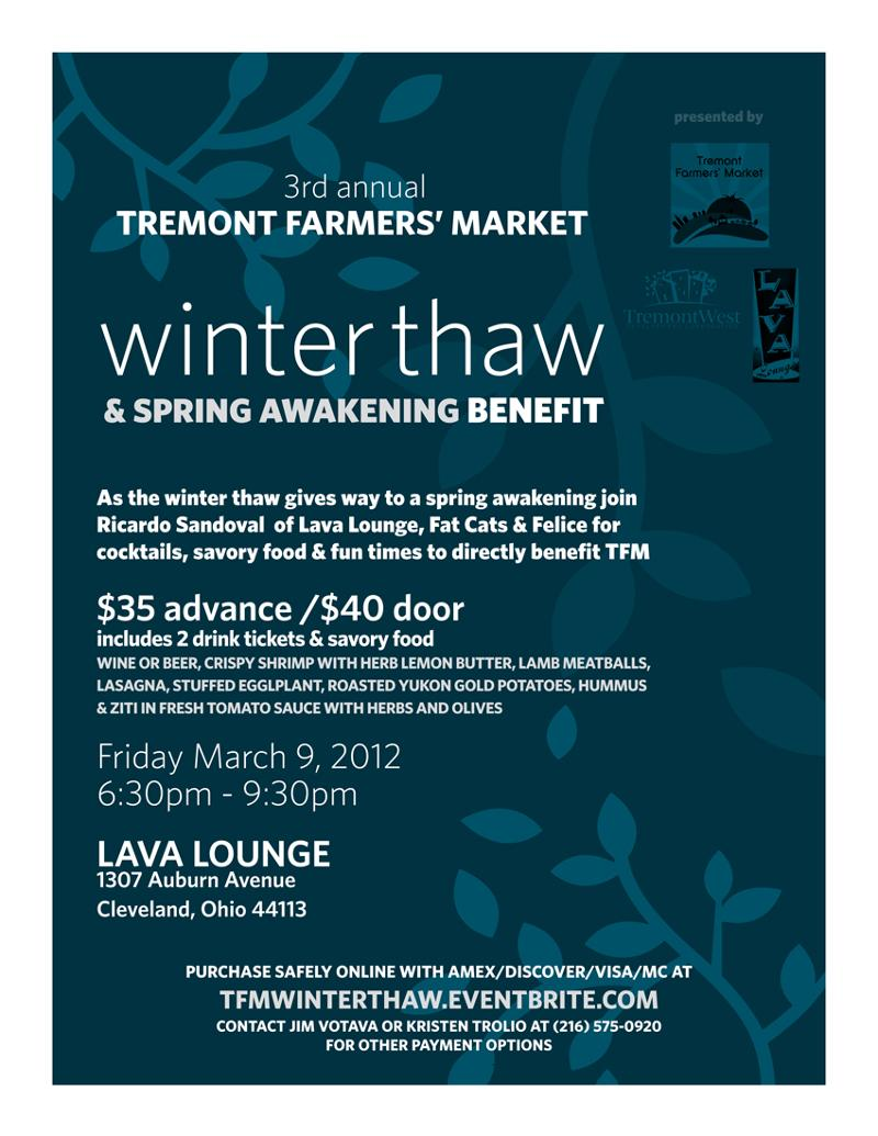 TFM Winter Thaw 2012
