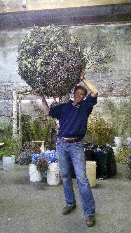 natural forest balls.