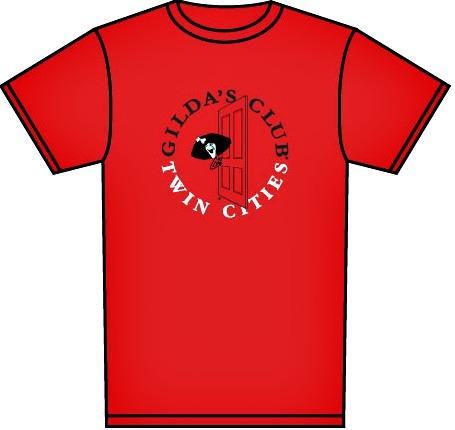 Gilda's Club Twin Cities T-Shirt