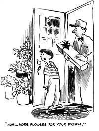 Christine Clifford cartoon