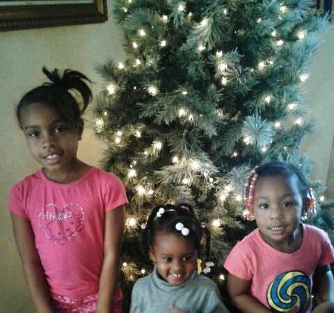 Children Christmas Tree