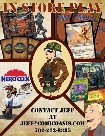 Games Flyer