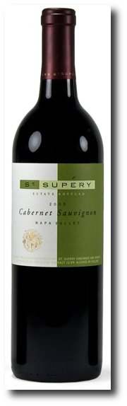 Supery Cabernet Bottle