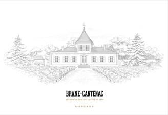 Brane Cantenac Logo