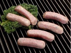 turkey provolone sausage links