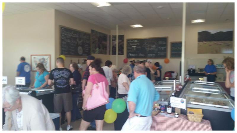 Grassland Market Opening