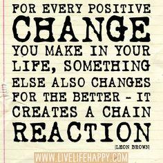 Inspiration Change