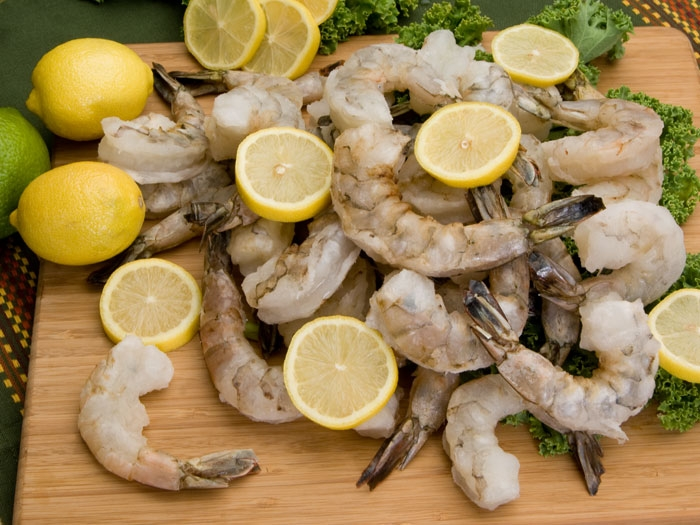 Wild Caught Raw Shrimp