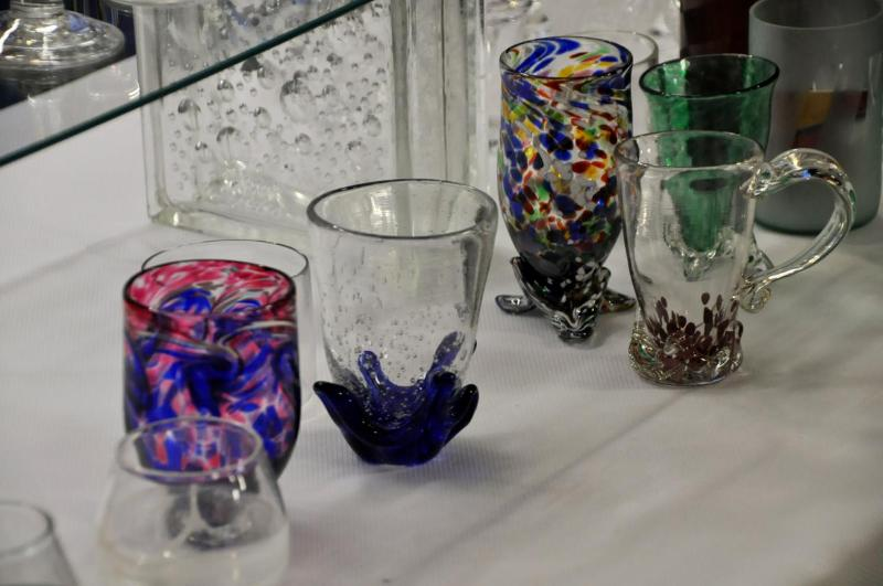 Empty Glasses 2012