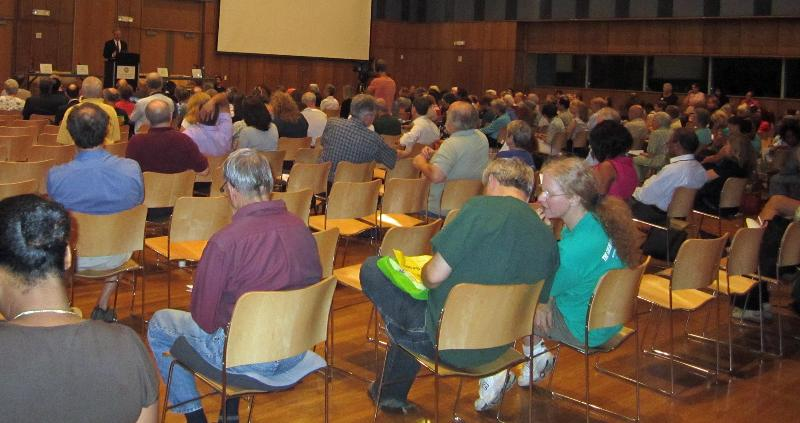 2013 Climate Change Town Hall