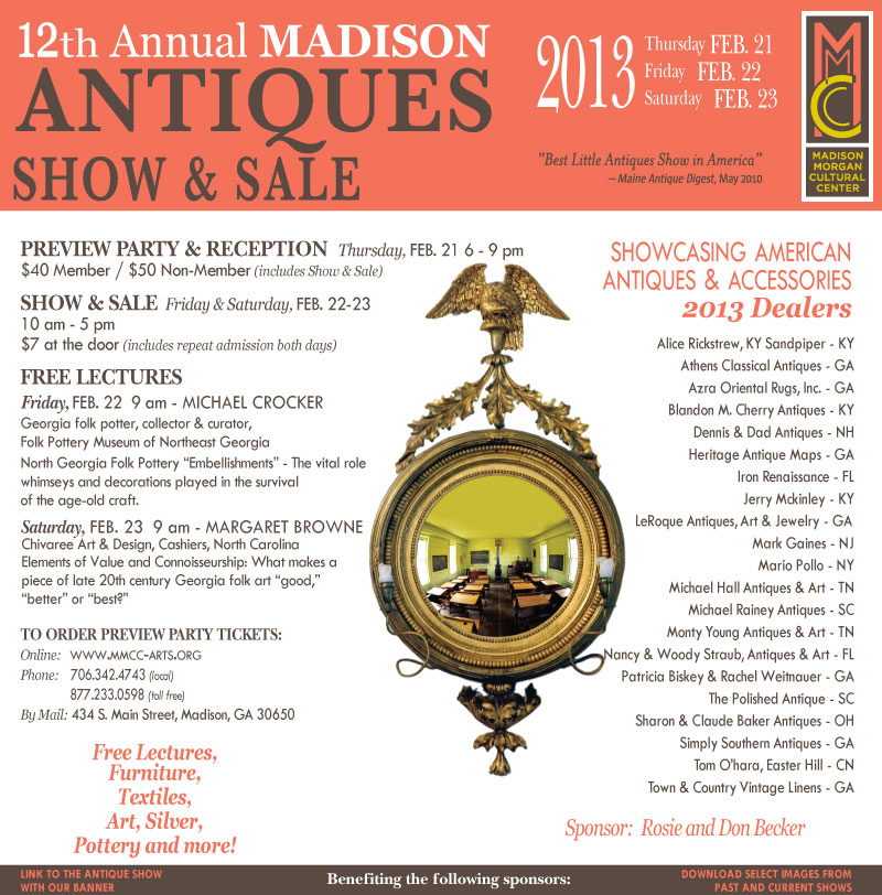 2013 Madison Antiques Show
