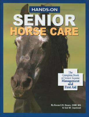senior horse care book cover