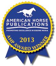 logo AHP award winner