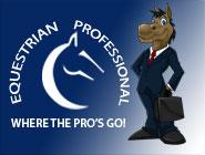 equestrian professional logo