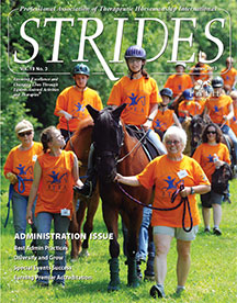 Strides cover