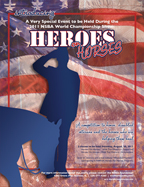 heroes on horses flyer