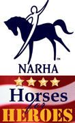 Horses for Heroes logo
