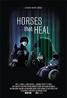 poster for Horses That Heal documentary