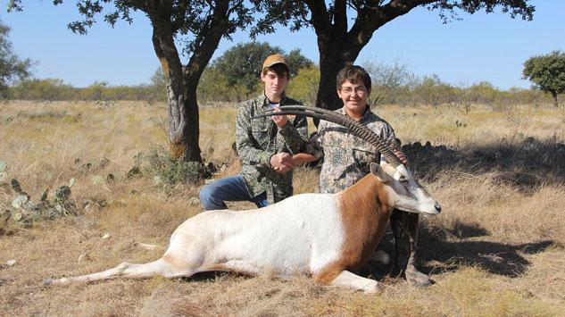 trinity oaks youth hunt 2