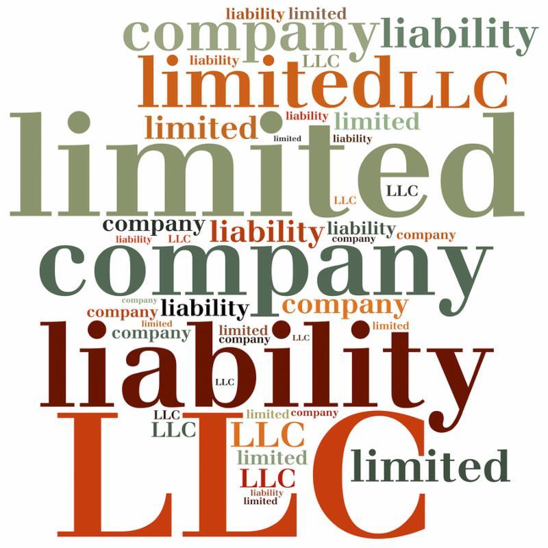 LLC. Limited liability company. Popular business abbreviation.