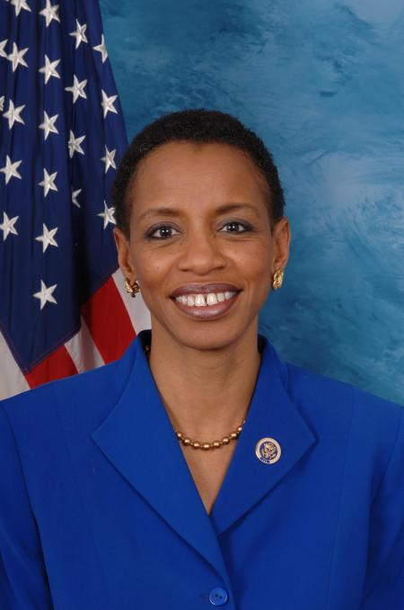 Donna Edwards Portrait