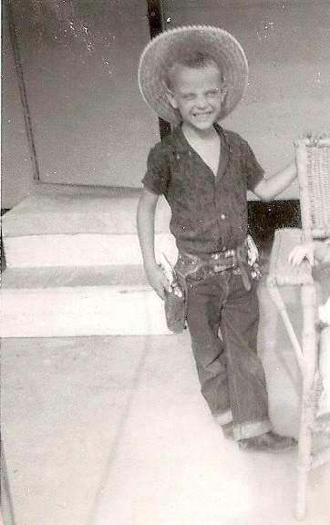 Cowboy Cody, 1963