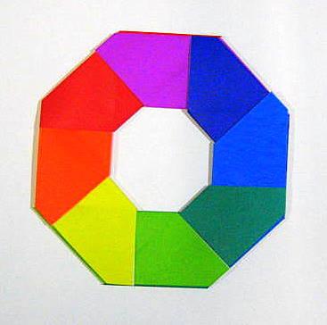 DYuki Moon Origami