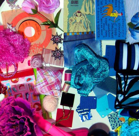 Stacey Carter SCRAP Banner detail