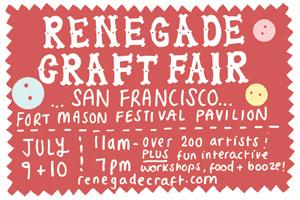 SF Renegade Fair Logo