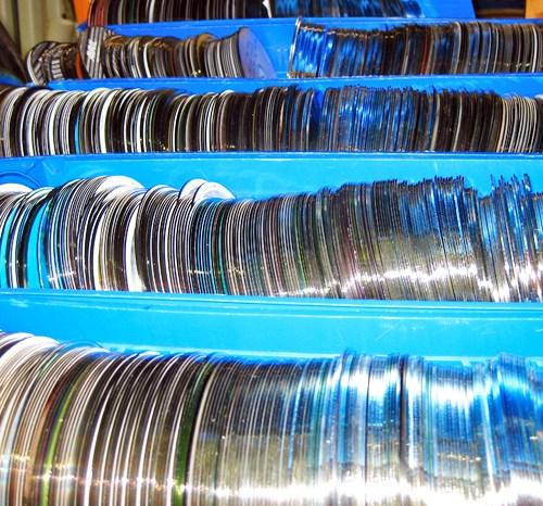 SCRAP cd's