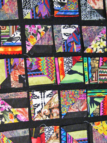 Laura Baker SCRAP Quilts