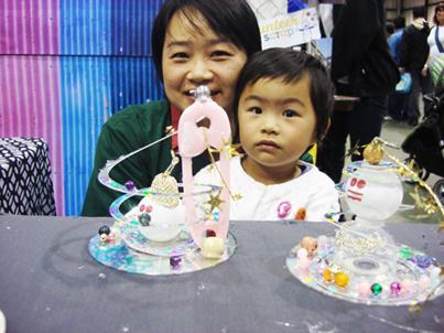 SCRAP at Maker Faire