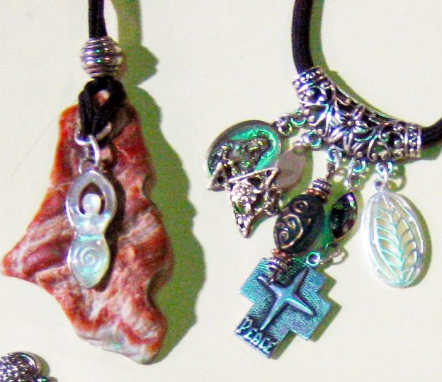 Susan Solstice Necklaces