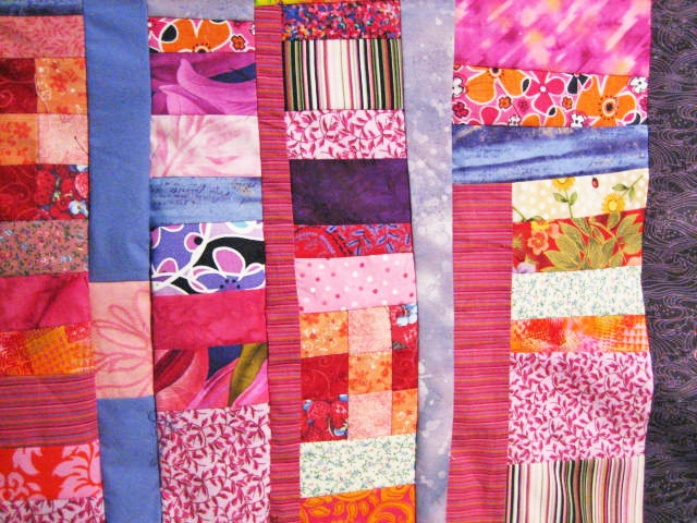 Lauren Phillips SCRAP Quilt