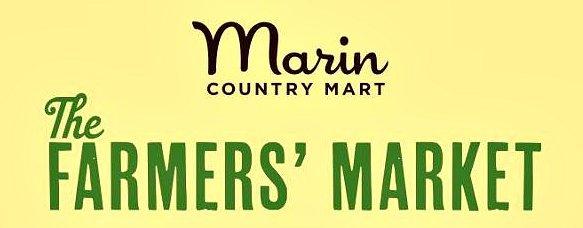 Larkspu Farmers Market poster