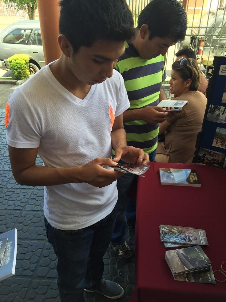 Bolivia tracts