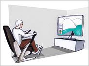 Fraunhofer GEWOS armchair