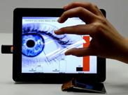 Fraunhofer Touchscreen