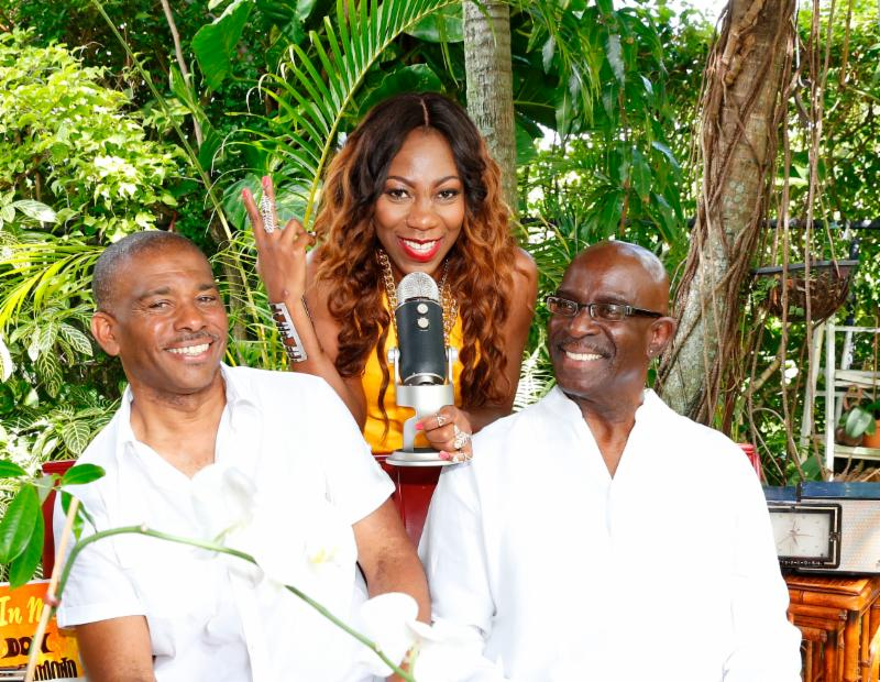 CARIBBEAN RIDDIMS RADIO SHOW LAUNCHES NEW FORMAT ON SOUTH FLORIDA'S WZAB 880 AM!