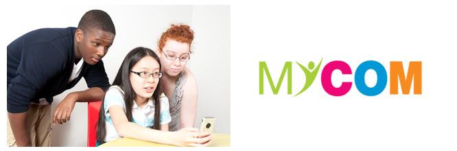 MyMedia students